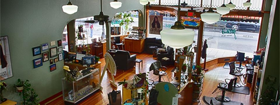 Salon Experience